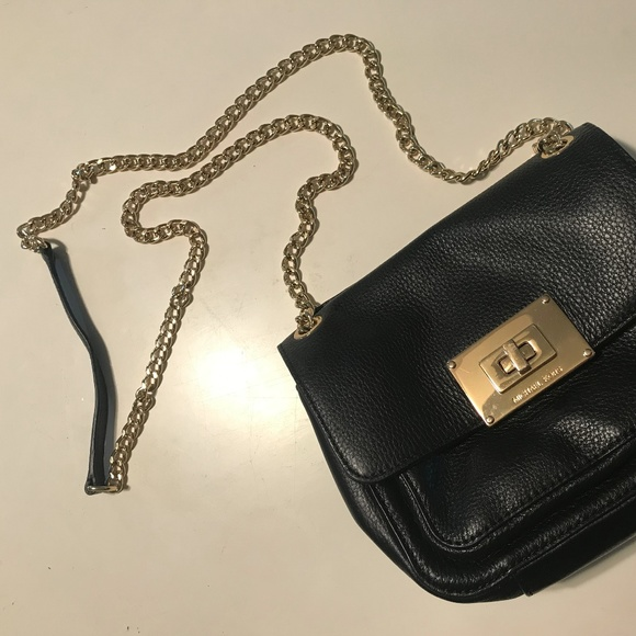 Michael Kors Handbags - Small Black Michael Kors Purse